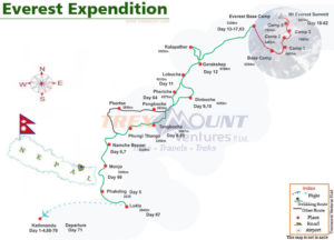 everest expendition climb
