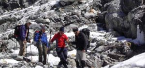 baruntse expeditions in nepal