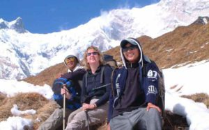 australian base camp trek